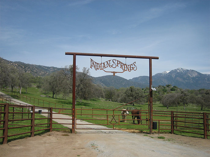 Ranches For Sale 191 Acre High Sierra Ranch In